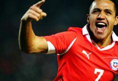 Alexis Sanchez, Chile (Copa America)