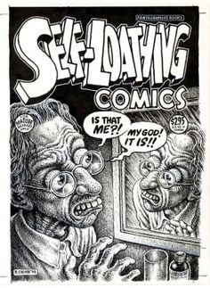Comics Illustrator of the Week: Robert Crumb Rose Wylie, Linear Art, Alternative Comics, Robert Crumb, Comic Book Artists, Comic Art, Illustrators, Fantasy Art, Illustration Art