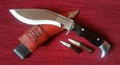 Gurkha Khukuri Khukri Kukkri Kukri Kukrri Knife American Eagle 6 inch Full Tang