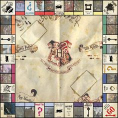 Wizard's Monopoly (Harry Potter Monopoly)