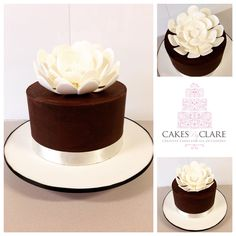 'The Classic' a cake from our 'Need It Now' range. You can purchase one from our website www.cakesbyclare.com.au