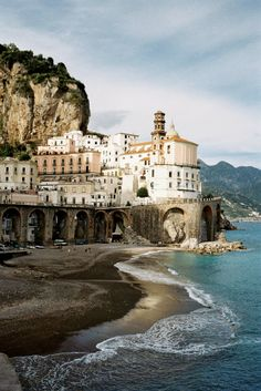 Costiera Amalfitana - via I Love Italy's photo on Google+