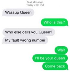 10+ Of The Funniest Wrong Number Texts Ever