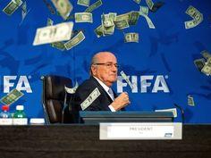 Sepp Blatter 'accuses UEFA of rigging tournament draws'