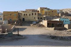 Old Gourna,  Pictures Fathy