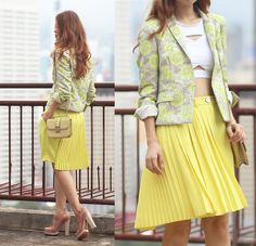 Get this look: http://lb.nu/look/7685616  More looks by Mayo Wo: http://lb.nu/mayowo  Items in this look:  Gourami Cut Out Top, Lucky Chouette Pleated Skorts, Melissa Floral Boots   #artistic #chic #street