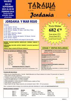 """""""Jordania y Mar Rojo"""" - Precios hasta 28 Feb 2014 **Descuentos salidas NOV-DIC** - http://zocotours.com/jordania-y-mar-rojo-precios-hasta-28-feb-2014-descuentos-salidas-nov-dic/"""