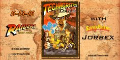 TechnoRetro Dads and the Fantastic Archaeologist