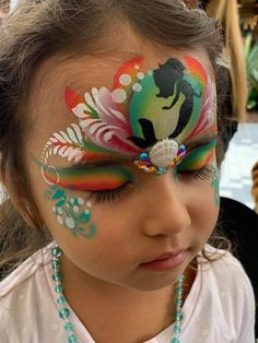 Face Painting Designs, Body Painting, Henna Paint, Painted Faces, Face Paintings, Face Art, Face And Body, Painting Inspiration, Rainbows