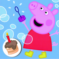 Newbie Mom: Download Peppa Pig Party kit!