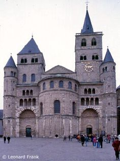 St. Peter Cathedral   Trier, Germany