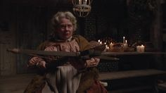 Day 4: Least Favorite Female Character. Granny. She just annoys me and she is so picky about everything!