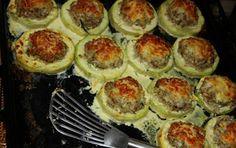 Лучшие кулинарные рецепты: Фаршированные кабачки