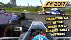 #VR #VRGames #Drone #Gaming F1 2017 GAME: RECREATING ALL THE 2017 BRAZILIAN GP CRASHES, FAILS & MISTAKES F1, f1 2017, f1 2017 brazil, f1 2017 crash compilation, f1 2017 crashes, f1 2017 crashes and glitches, f1 2017 crashes game, f1 2017 game, f1 2017 game crashes, f1 2017 recreating crashes, f1 2017 recreation, f1 brazil 2017, f1 crashes, f1 crashes 2017, f1 crashes compilation, f1 crashes compilation 2017, f1 crashes recreated, f1 game recreation 2017, f1 recreation, f1 re