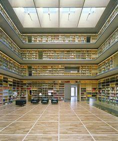 Herzogin-Anna-Amalia-Bibliothek, Burgplatz 4, Weimar