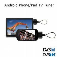 Digitale Terrestre per Tablet e Cellulari Smartphone Android / Ricevitore DVB - T2 per Android / Modulo Digitale Terrestre APP Ricevitore DVB - T2 per Android PAD TV PT360 Android...
