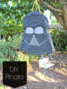 homemade by jill: Out-of-this-world Star Wars Party