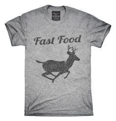 Fast Food Deer T-shirts, Hoodies,