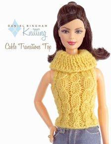 Cabled Transitions Top