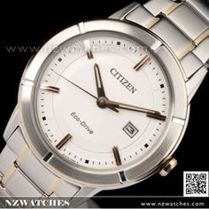 BUY Citizen Eco Drive Two Tone Rose Gold Mens Watch AW1084-51A - Buy Watches  Online  56cf372d25e0