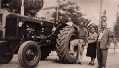 Εσύ το ήξερες; Ότι το κράτος οδήγησε τον Σωκράτη Μαλκότση σε πτώχευση μόλις τόλμησε να βγάλει Ελληνικής κατασκευής τρακτέρ! Tractors, Monster Trucks, Vehicles, Car, Vehicle, Tools