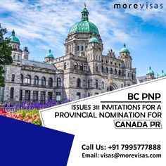 #BCPNP#CanadaPR#StaySafe#StaySecure Louvre, Canada, Invitations, Building, Travel, Construction, Trips, Buildings, Viajes