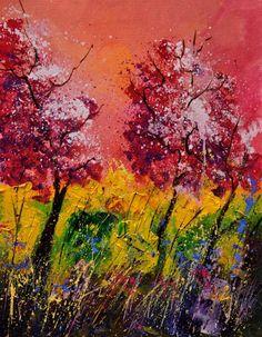 """Pol Ledent: """"Two Trees"""""""