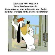 Droopy - Thoughts to Live By