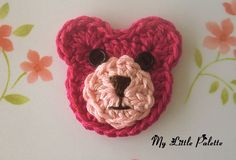 Crochet Bear _ would be perfect for a cubbie crochet project