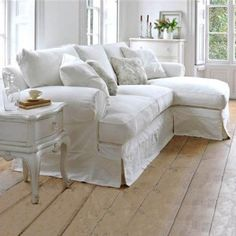 Shabby Chic Sofa More Artisan Furniture Ocean Beach Living Rooms Beach