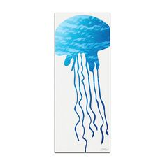 Jellyfish Seascape