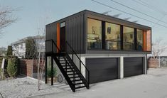 The Canada-based firm Honomobo has recently unveiled a new line of prefab…
