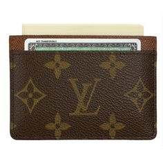 Louis Vuitton Card Holder-Louis Vuitton Collections $98.47 ,❤…… Marked For My Shopping Bags.. •♥•♥♥▁