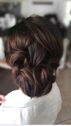 Hair Looks, Bridal Hair, Fashion, Moda, Fashion Styles, Style Of Hair, Fashion Illustrations, Wedding Hairs, Fashion Models