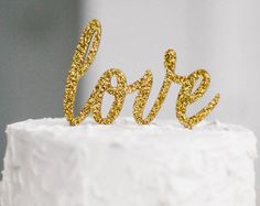 Cake Toppers curated by Wedding Forward on Etsy