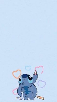 Best Ideas for wallpaper phone disney stitch cute wallpapers Tumblr Wallpaper, Cartoon Wallpaper Iphone, Disney Phone Wallpaper, Homescreen Wallpaper, Iphone Background Wallpaper, Cute Cartoon Wallpapers, Aesthetic Iphone Wallpaper, Iphone Backgrounds, Trendy Wallpaper