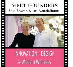 Meet UMBRA founders Paul Rowan & Les Mandelbaun