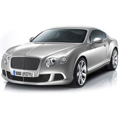Bentley Continental GT | Bond Lifestyle ❤ liked on Polyvore featuring cars