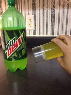 How to make Mountain Dew Gummies