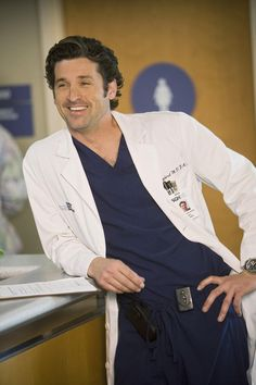 Grey's Anatomy: 13 Reasons Derek Shepherd Made Us Swoon | TVGuide.com