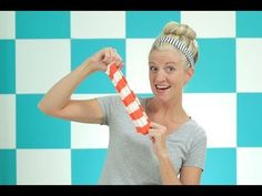 ▶ How to sew with Knit Fabrics + How to make simple Headbands - YouTube