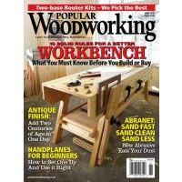 Popular Woodworking June 2007 | ShopWoodworking