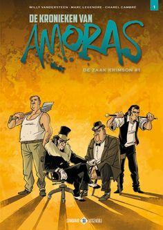 De Kronieken van Amoras 1