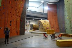 Cirque Climbing Gym, Lacey WA, by Elevate Climbing Gym Climbing Wall, Rock Climbing, Walls, Gym, Wands, Wall, Climbing, Training, Mountaineering
