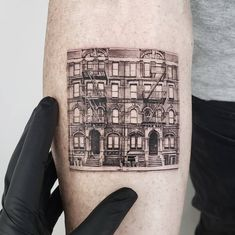 """conic 🎶🎸 """"Physical Graffiti"""" by Led Zeppelin h Led Zeppelin Tattoo, Led Zeppelin Concert, Tattoo Studio, Goldfish Tattoo, Graffiti Tattoo, Greys Anatomy Memes, Tattoos For Lovers, Tattoo Spirit, Sleeve Tattoos For Women"""