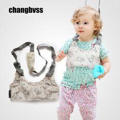 1dec46f5589 Cartoon Orange Baby Harness,Hot Sale Infant Walking Belt Kids Leashes  Toddler Learning Walker Assistant