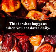 5 Reasons You Should Eat Dates Every Day