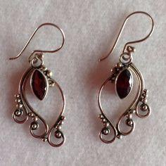 """LIA SOPHIA Jewelry - NWOT! """"LIA SOPHIA"""" STERLING SILVER EARRINGS"""