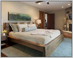 Reclaimed Wood Platform Bed Cool Ideas 13 On Home Gallery Design Ideas