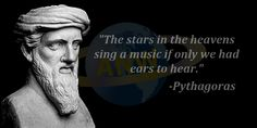 Quote by Pythagoras - Sign up here to see more: http://bit.ly/1dqeH58